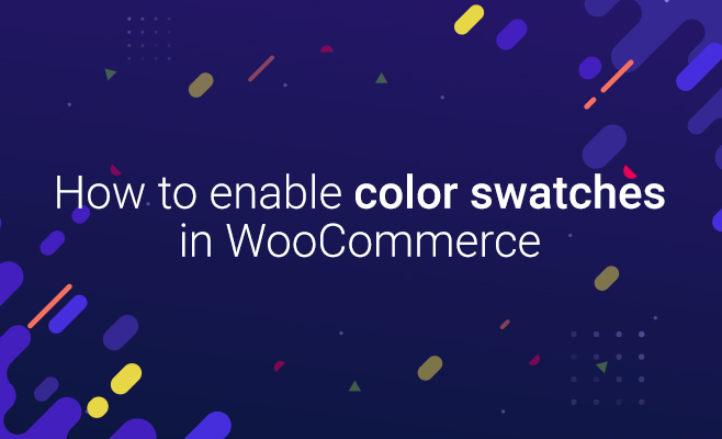 color swatches woocommerce