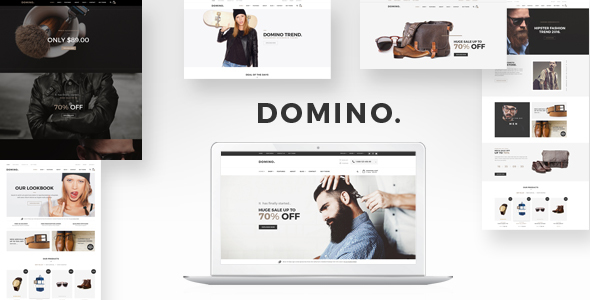 domino wordpress theme