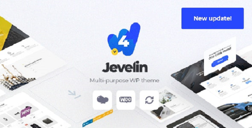 javelin woocommerce theme