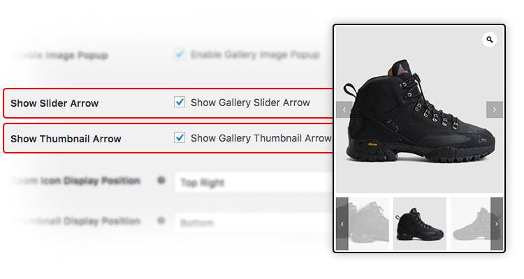 slide & thumbnail slider