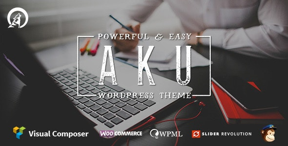 aku wordpress theme
