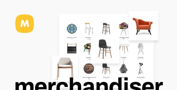 merchandiser eCommerce