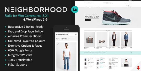 neighborhood woocommerce