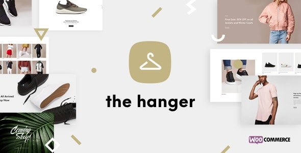 the hanger woocommerce