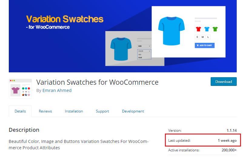 woocommerce swatch plugin